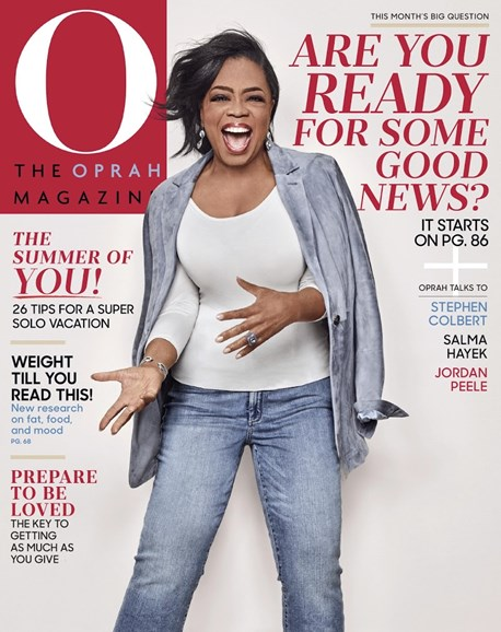 O The Oprah Cover - 6/1/2018
