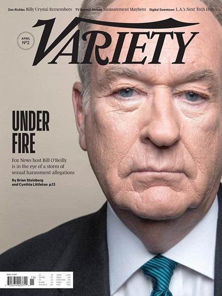 Variety Cover - 4/11/2017