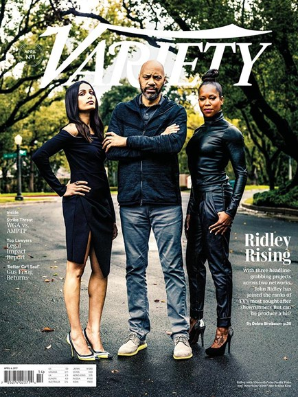 Variety Cover - 4/4/2017