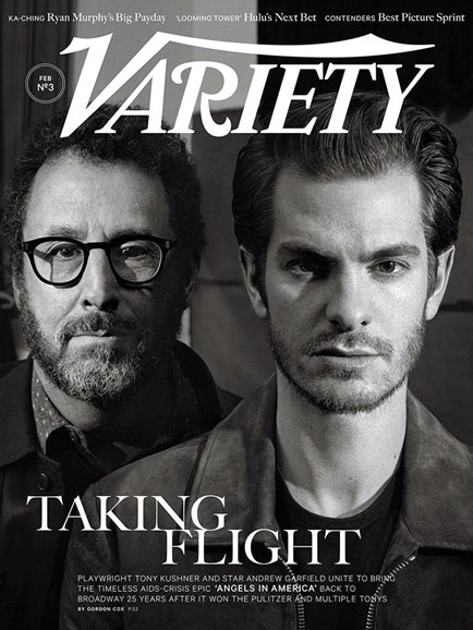 Variety Cover - 2/20/2018