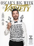 Weekly Variety Magazine 2/21/2017