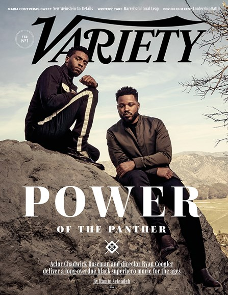 Variety Cover - 2/2/2018