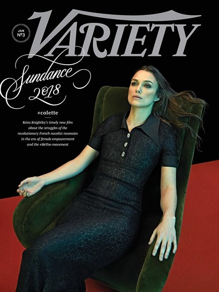 Variety Cover - 1/16/2018