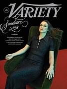 Weekly Variety Magazine 1/16/2018