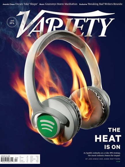 Variety Cover - 1/24/2018