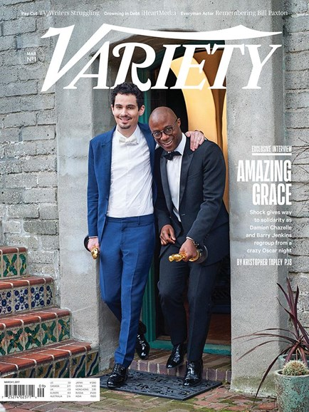 Variety Cover - 3/1/2017