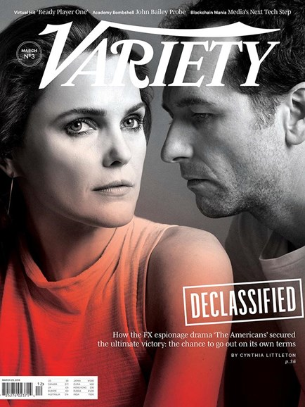 Variety Cover - 3/20/2018
