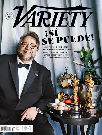 Variety Cover - 3/7/2018