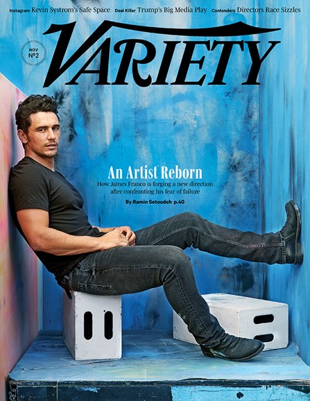Variety Cover - 11/14/2017
