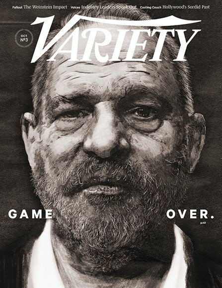Variety Cover - 10/17/2017