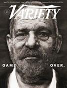 Weekly Variety Magazine 10/17/2017