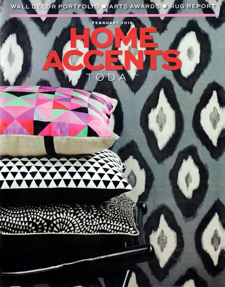 Home Accents Today Cover - 2/1/2018