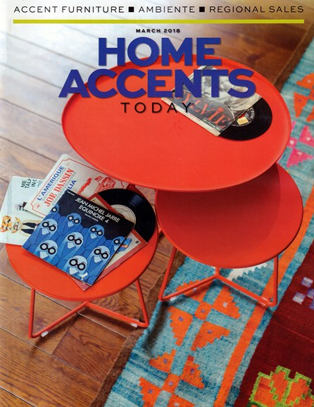 Home Accents Today Cover - 3/1/2018
