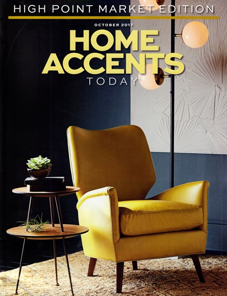Home Accents Today Cover - 10/1/2017
