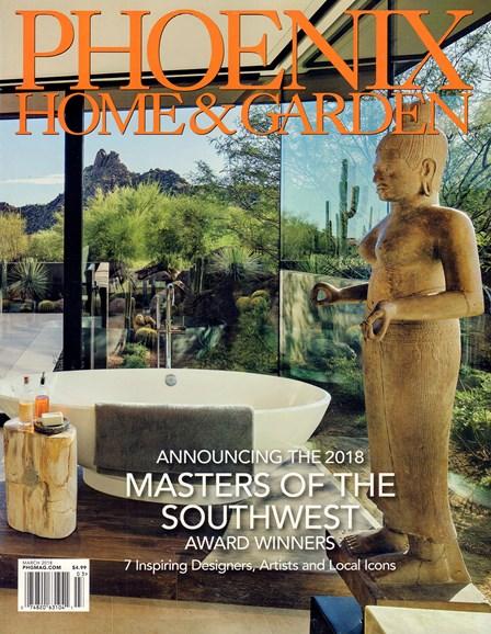 Phoenix Home & Garden Cover - 3/1/2018