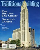 Traditional Building Magazine 4/1/2018