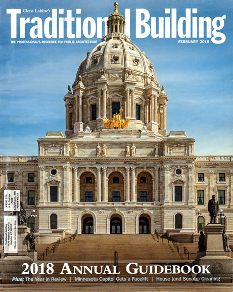 Traditional Building Cover - 2/1/2018