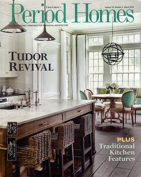 Period Homes Cover - 3/1/2018