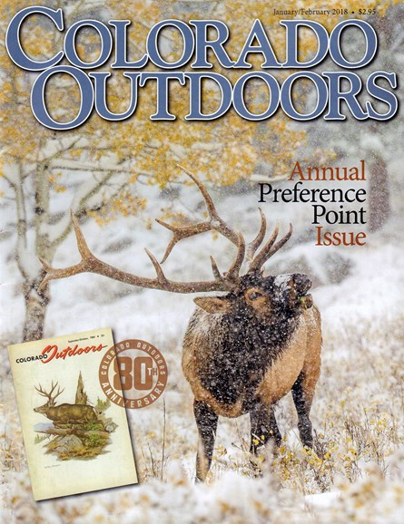 Colorado Outdoors Cover - 1/1/2018