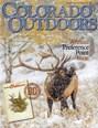Colorado Outdoors Magazine | 1/2018 Cover