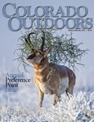 Colorado Outdoors Magazine 1/1/2017