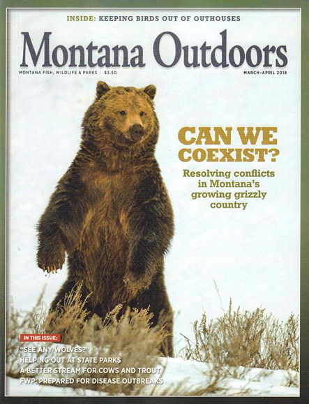 Montana Outdoors Cover - 3/1/2018