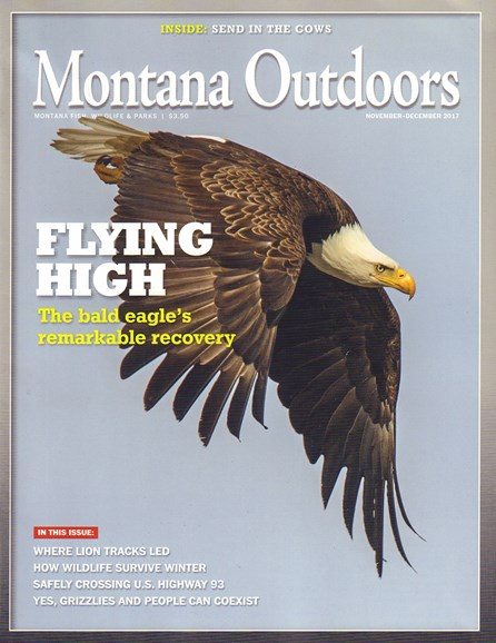 Montana Outdoors Cover - 11/1/2017