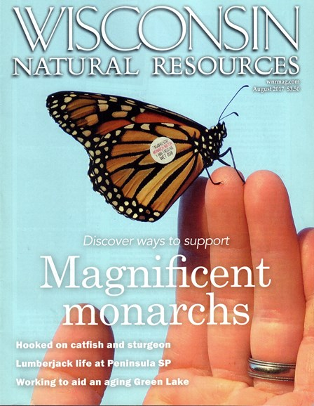 Wisconsin Natural Resources Cover - 8/1/2017