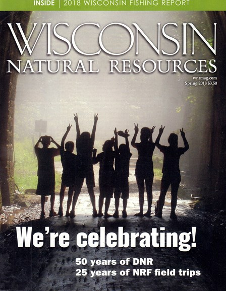 Wisconsin Natural Resources Cover - 3/1/2018