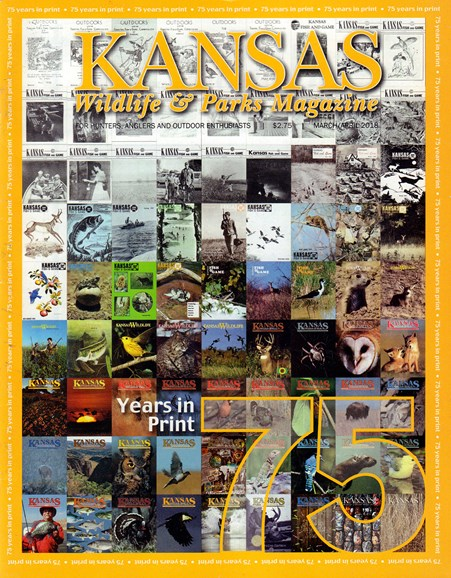 Kansas Wildlife & Parks Cover - 3/1/2018