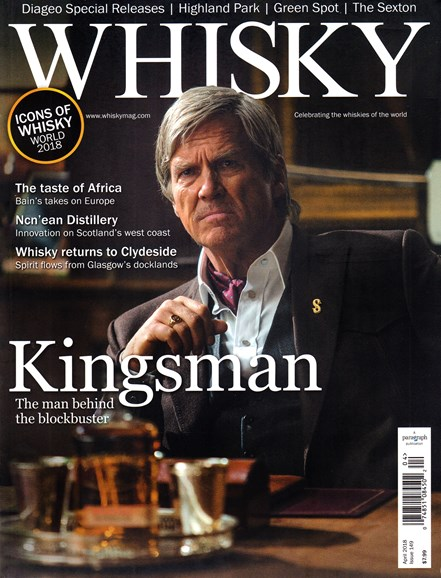 Whisky Cover - 4/1/2018