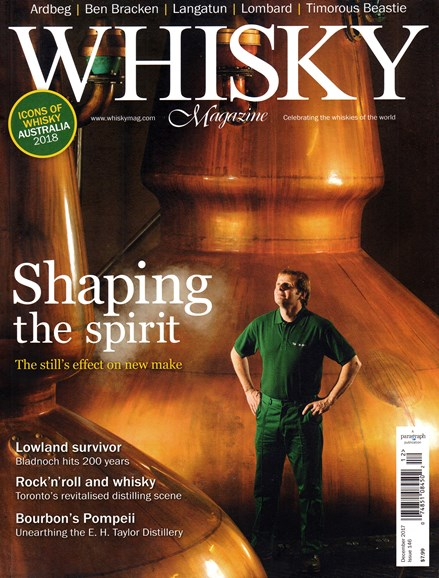 Whisky Cover - 12/1/2017