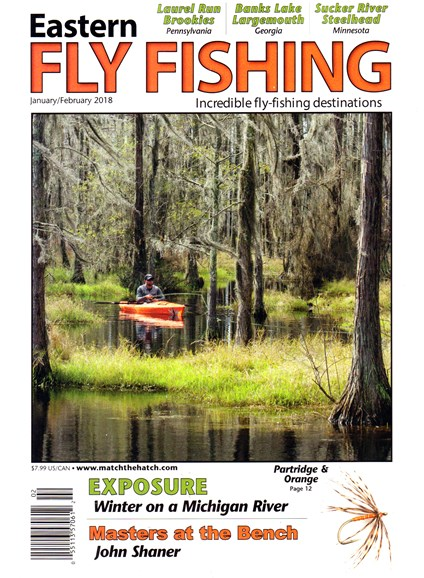 Eastern Fly Fishing Cover - 1/1/2018