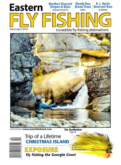 Eastern Fly Fishing Cover - 3/1/2018