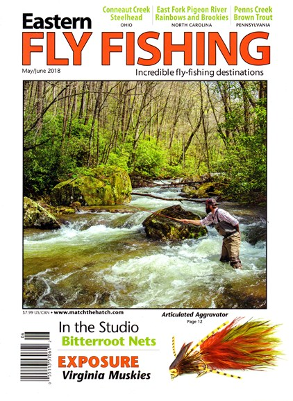 Eastern Fly Fishing Cover - 5/1/2018