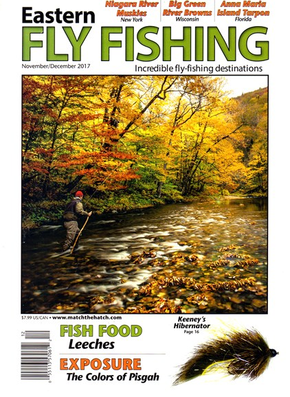 Eastern Fly Fishing Cover - 11/1/2017