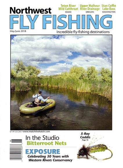 Northwest Fly Fishing Cover - 5/1/2018