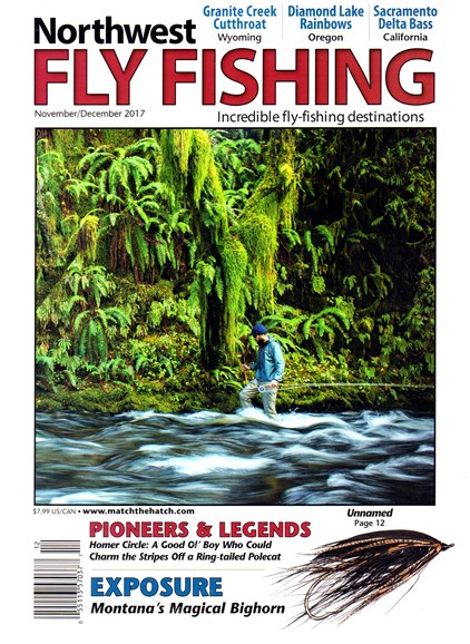 Northwest Fly Fishing Cover - 11/1/2017