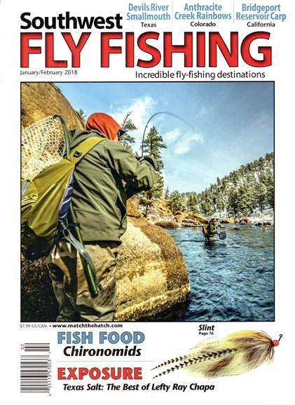 Southwest Fly Fishing Cover - 1/1/2018