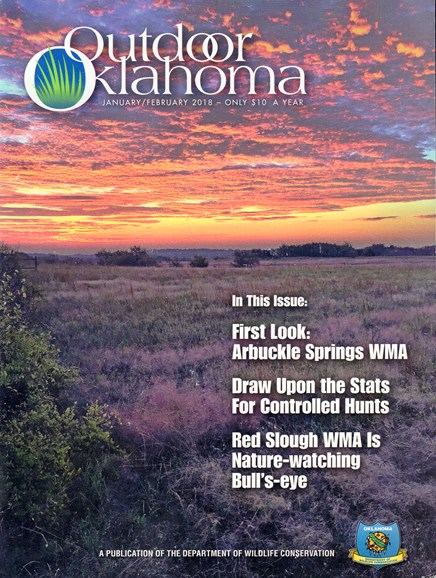 Outdoor Oklahoma Cover - 1/1/2018