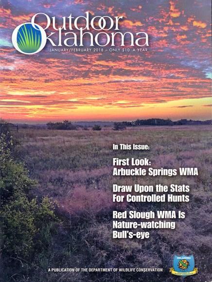 Outdoor Oklahoma Cover - 1/1/2018