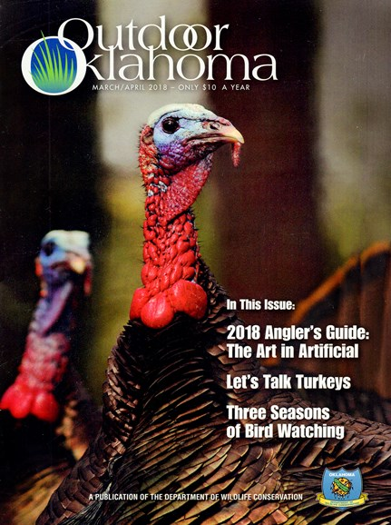 Outdoor Oklahoma Cover - 3/1/2018