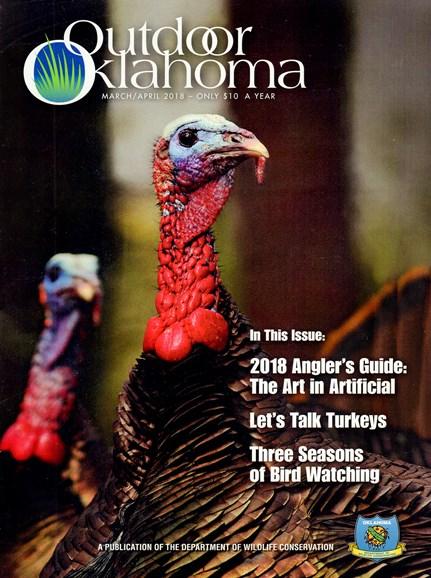 Outdoor Oklahoma Cover - 3/1/2018