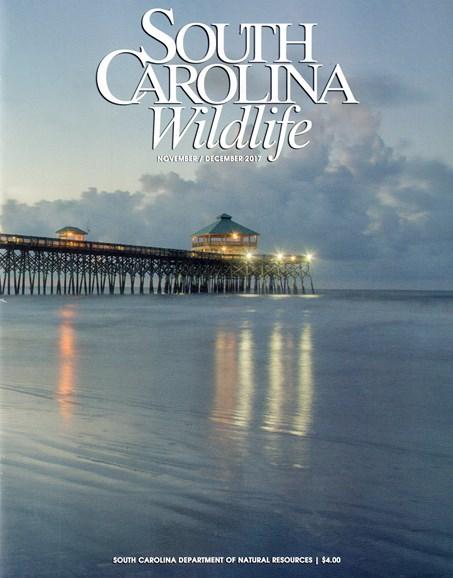 South Carolina Wildlife Cover - 11/1/2017