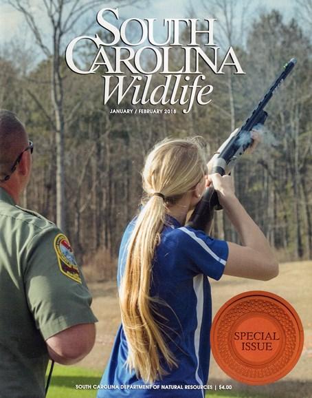 South Carolina Wildlife Cover - 1/1/2018