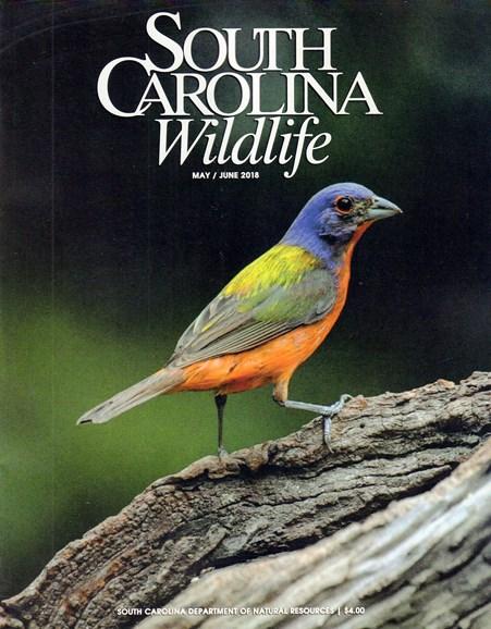 South Carolina Wildlife Cover - 5/1/2018