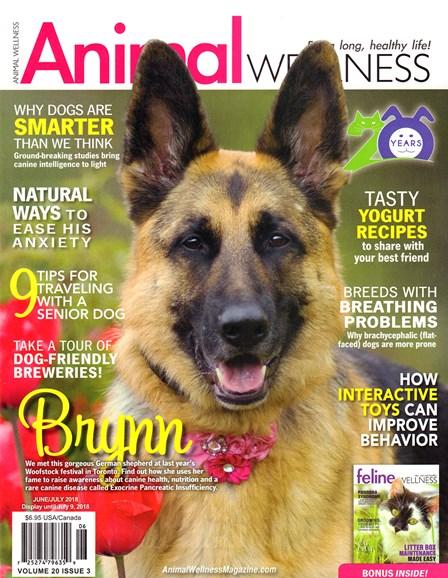 Animal Wellness Cover - 6/1/2018