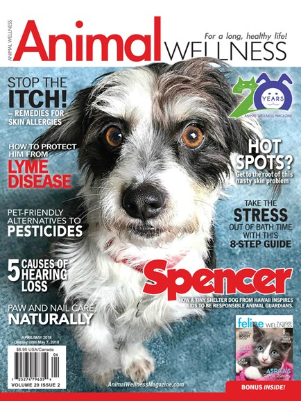 Animal Wellness Cover - 4/1/2018