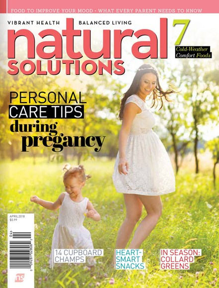Natural Solutions Cover - 4/1/2018