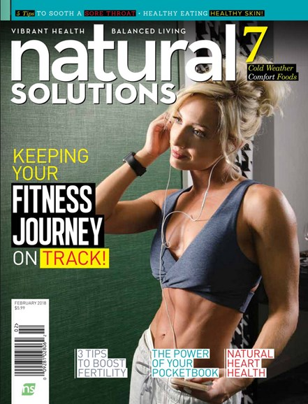 Natural Solutions Cover - 2/1/2018